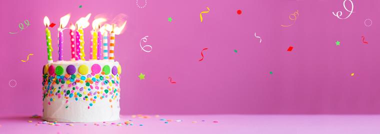 Geburtstag & Wünsche