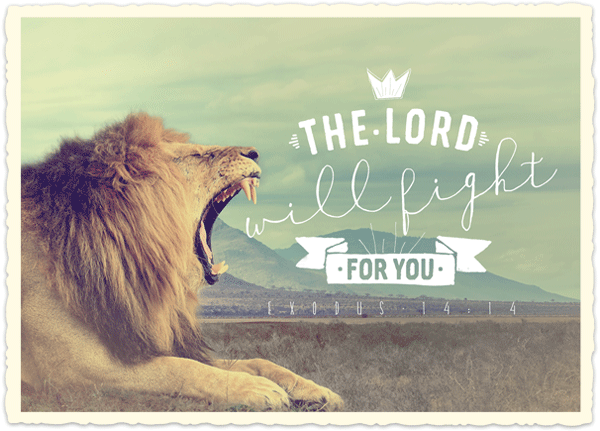 Big Blessing - The Lord