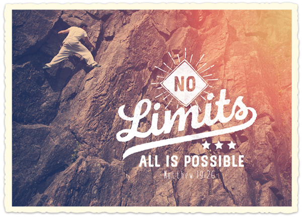 Big Blessing - No limits
