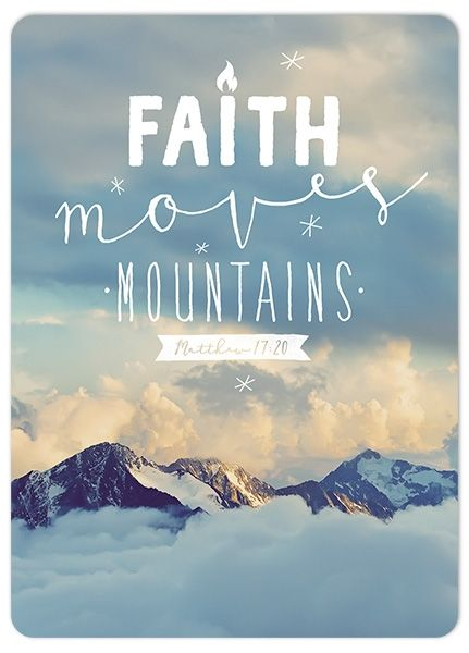 Big Blessing - Mountains