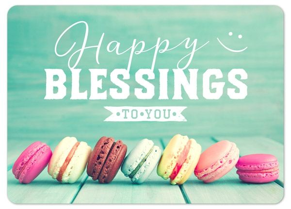 Big Blessing - Happy Blessings