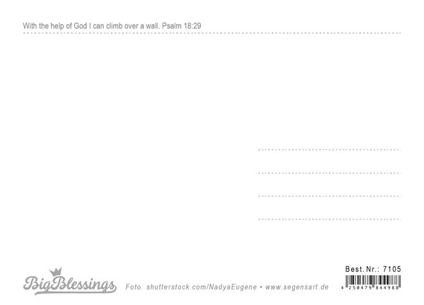 Big Blessing - Overcome all things