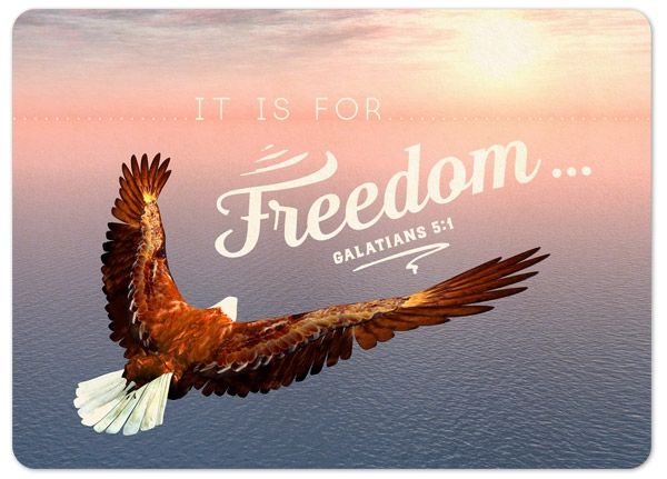 Big Blessing - For freedom