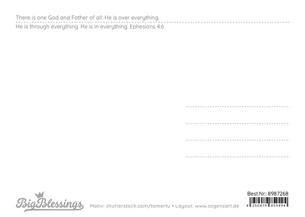 Big Blessing - God is the King